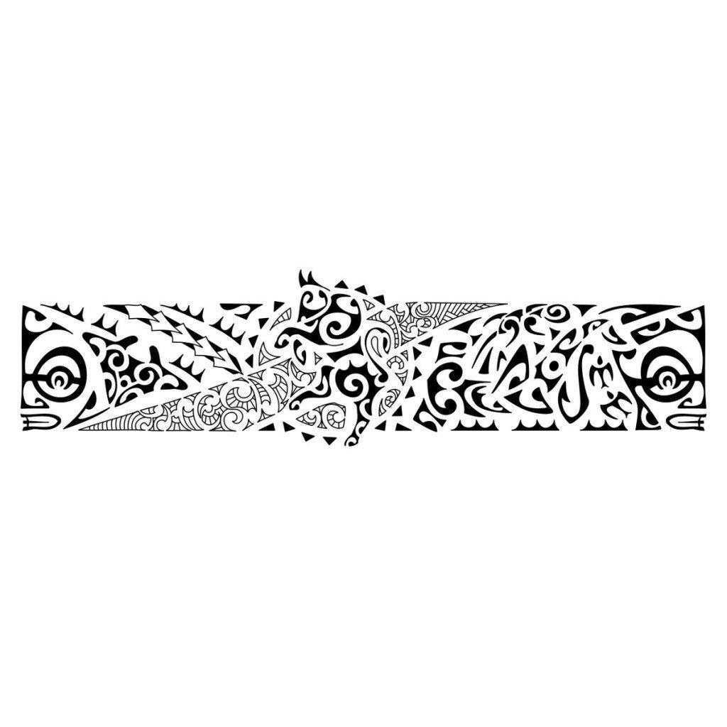 Awesome Armband Tattoo Design