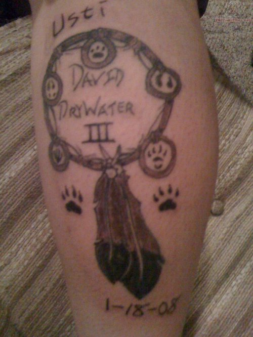 Dream Catcher Tattoo Picture