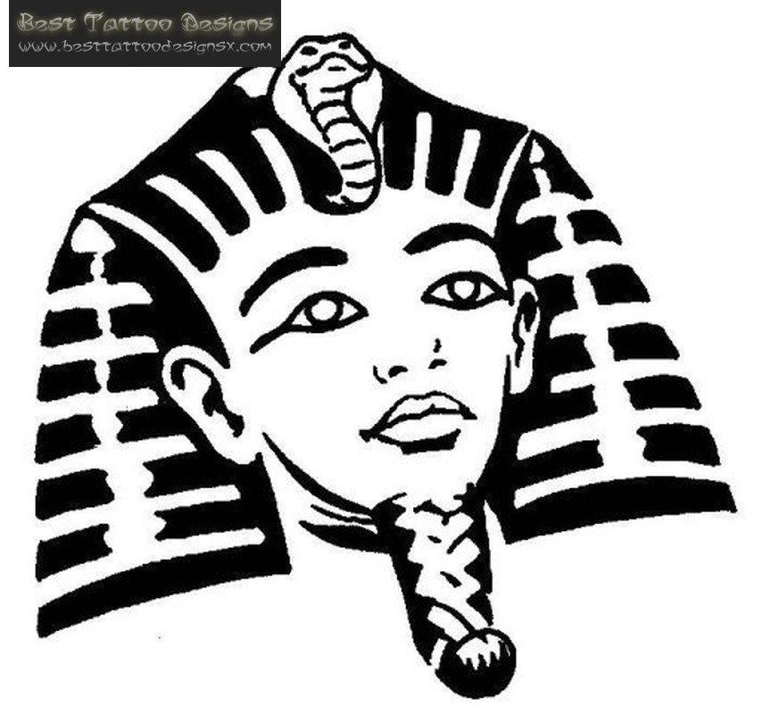 Best Egyptian Tattoo Design