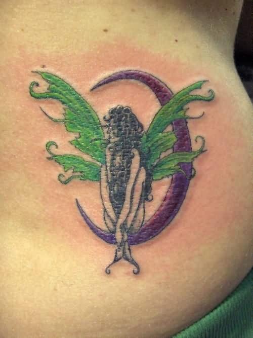 Fairy Moons Tattoo