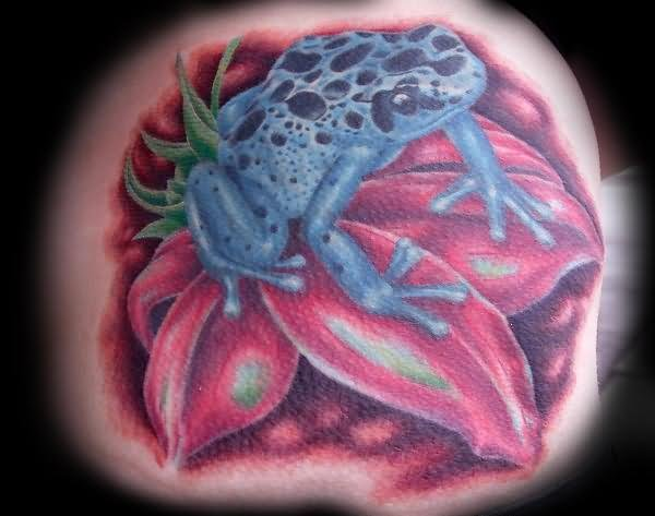 Peace Frog Tattoo Pictures