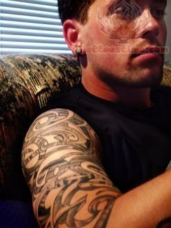 Half Sleeve Tattoo Designs For Young