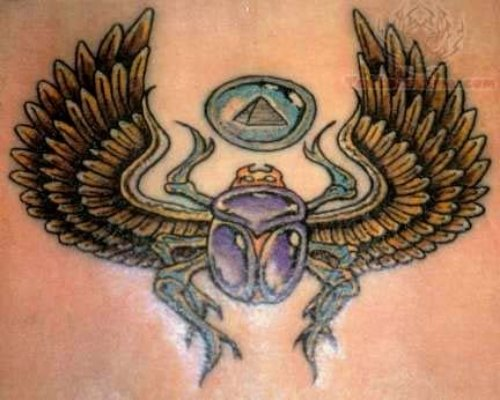 Bug Amazing Tattoo Design