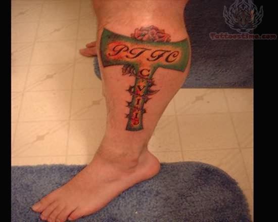Military Tattoo Design For Men