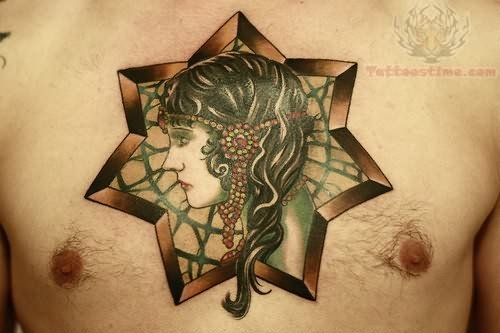 Trendy Pagan Tattoo