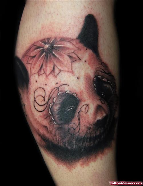 Dead Panda Tattoo Of The Day